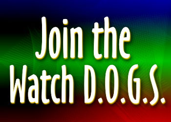Join the Watch D.O.G.S.